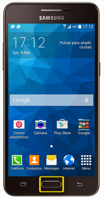 Alarma Calendario Samsung.Tutorial Activar Alarma Samsung Galaxy Grand Prime