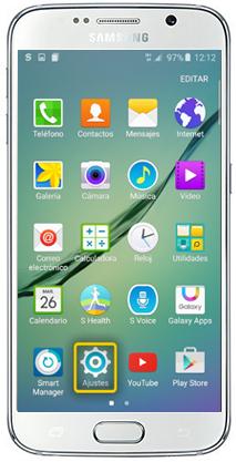Calendario Samsung.Tutorial Sincronizacion De Contactos Y Calendario Samsung Galaxy S6